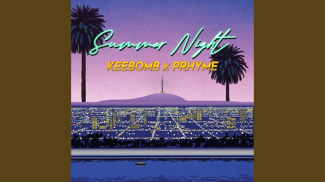 키밤(keebomb), 프라임 - Summer Night