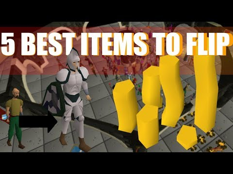 OSRS Gold Guide: 5 Best Items for Fast Flips in OSRS