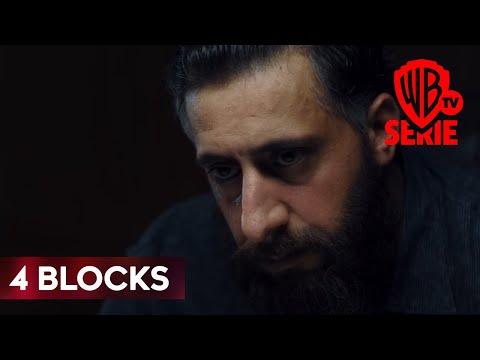 4 BLOCKS | Teaser | TNT Serie