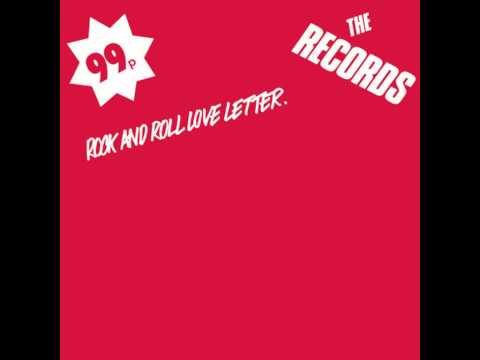 The Records - Rock'n Roll Love Letter - 1979