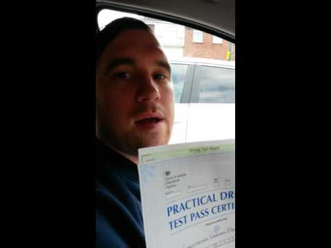 Passed: Christopher Moore from Thamesmead