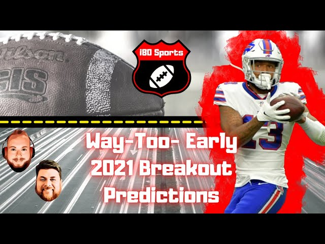 NFL- Way-Too-Early 2021 Breakout Predictions!