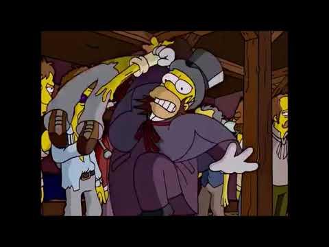 The Simpsons - Opium Den