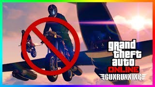 GTA ONLINE GUNRUNNING DLC BUYER BEWARE! - DON'T PURCHASE NEW VEHICLES WITHOUT KNOWING THESE THINGS!
