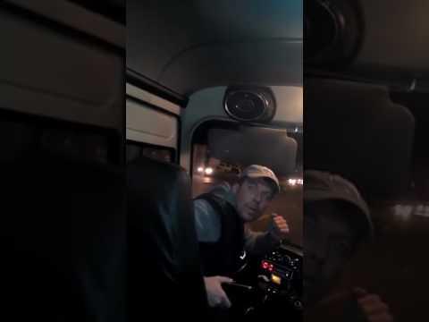 В Ростове водитель маршрутки № 40 выгнал всех пассажиров