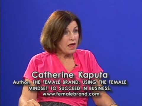 Catherine Kaputa shares with Judith about mindset on business.