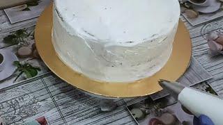 ПРОЩЕ НЕКУДА Такой торт СМОЖЕТ украсить КАЖДЫЙ