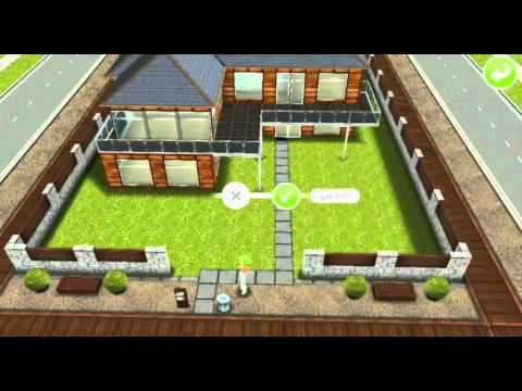 Casa moderna 4 com casinha para crian as the sims for Casa de diseno sims freeplay