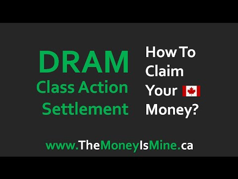 DRAM Class Action Lawsuit Settlement – How to Claim Your Mon