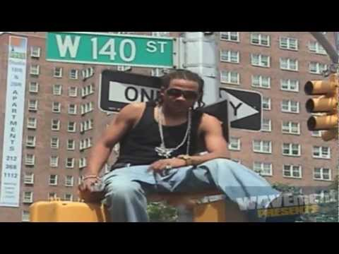 Max B - Up In Harlem (Official Video)