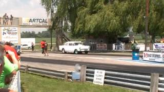 St Thomas Dragway Chatham Kent Day  DRAG RACE AND CAR SHOW