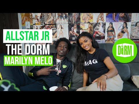 AllStar JR Presents: The Dorm feat. Marilyn Melo