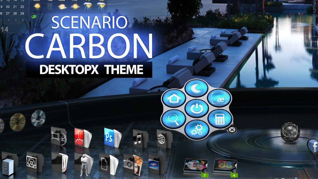 desktopx themes download