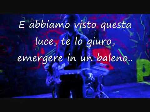 Coldplay - Every Teardrop is waterfall traduzione testo in italiano - testo italiano
