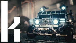 CG трейлер многопользовательского шутера Steamcraft для Steam