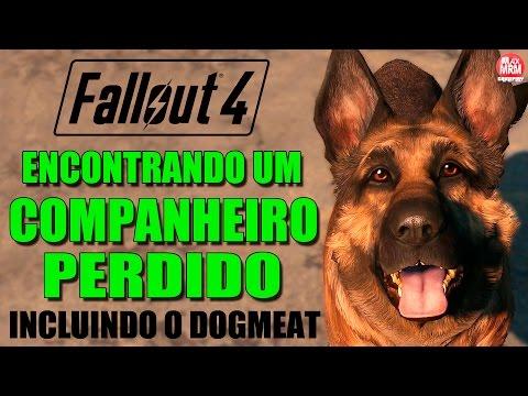 Fallout 4 - Como encontrar um COMPANHEIRO PERDIDO ( Incluindo o Dogmeat )