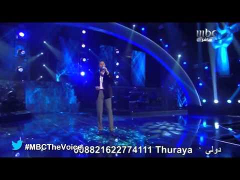 "#MBCTheVoice - ""الموسم الأول - محمد عدلي ""أي دمعة حزن"