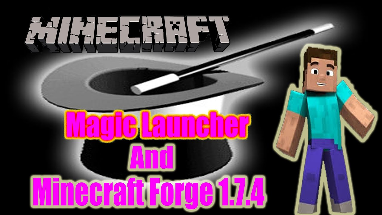 At launcher minecraft forge