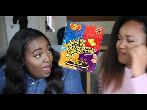 BEAN BOOZLED w/ RENEE | THIS WAS FOUL!! LOL