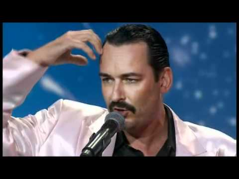 Australia's Got Talent 2011  Freddy Mercury