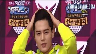 [Eng Sub] Idol Star Athletics Championships 2015 Ep 02 [FULL]