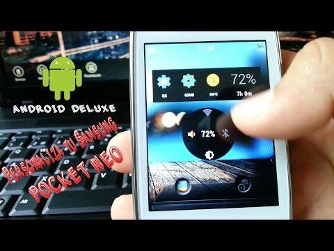 Aplicaciones para personalizar tu Samsung Galaxy pocket neo