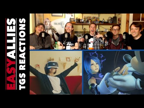 Sony TGS 2016 Press Conference - Easy Allies Reactions streaming vf