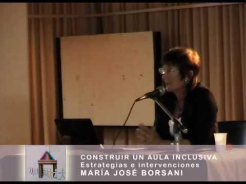 Construir un Aula Inclusiva. María José Borsani