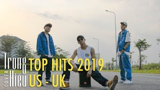 Top Hits US/UK 2019 (Singing and Dancing in Public) | Trong Hieu