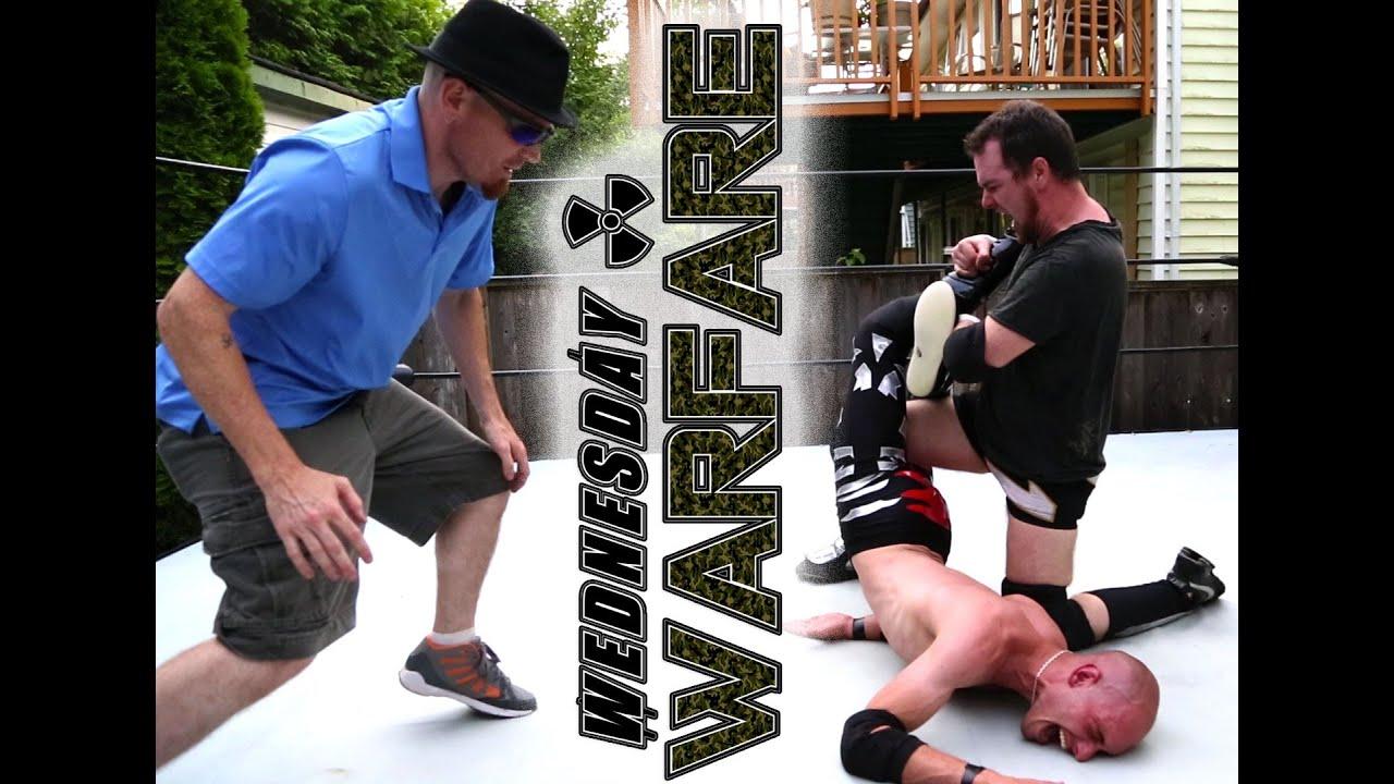 vbw season 3 episode 5 wednesday warfare backyard wrestling