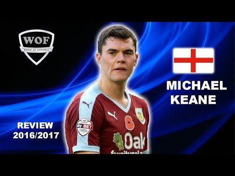 MICHAEL KEANE | Burnley | Skills | 2016/2017 (HD)