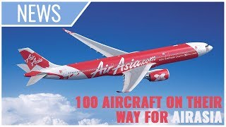 Video AirAsia Group to ORDER 100 Airbus Aircraft! download MP3, 3GP, MP4, WEBM, AVI, FLV Agustus 2018