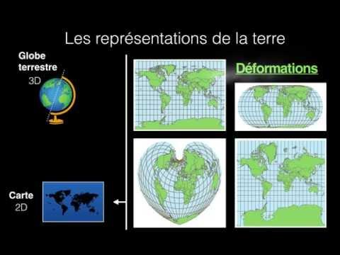GEO4 - Représentations de la terre