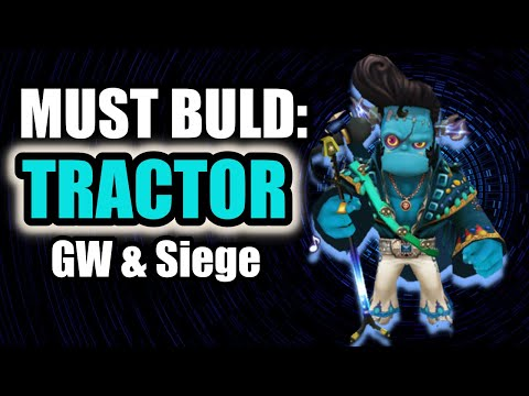 MUST BUILD: Tractor - 1v3 BEAST Against This Team - Summoners War