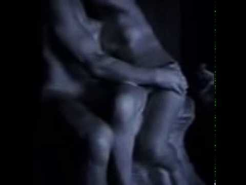 The Kiss- Sculpture the French sculptor Auguste Rodin