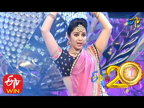 Charmi Kaur Sizzling Dance Performance in ETV @ 20 Years Celebrations - 16th August 2015