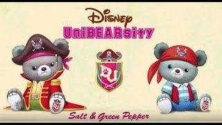 UniBEARsity (ユニベアシティ) ストーリーブック『Salt & Green Pepper』