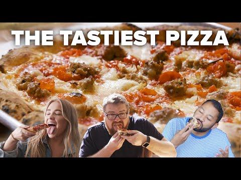 The Tastiest Pizza Ive Ever Eaten