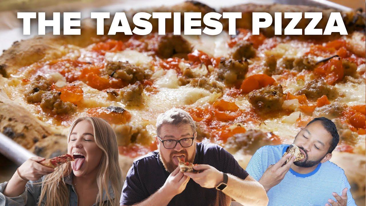 maxresdefault - The Tastiest Pizza I've Ever Eaten