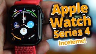 Düşenin dostu akıllı saat - Apple Watch 4 inceleme!