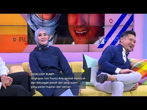 RUMPI - Arie Untung Cerita Waktu Awal Hijrah (22/1/18) Part 1