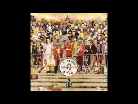 Burning Ambitions - A History of Punk Vinyl LP Recording (1982)