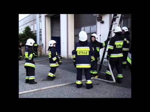 Kurs podstawowy Strażaka Ochotnika pierwszego stopnia :) pamiątkowy filmik :) OSP Żory