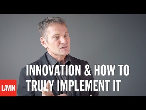 Doug Stephens: Innovation & How to Truly Implement It