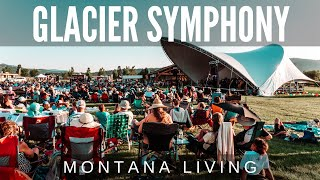 Kalispell Montana: Glacier Symphony at Rebecca Farm - Montana Symphony Under the Big Sky