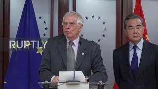 Spain: China and EU praise mutual cooperation