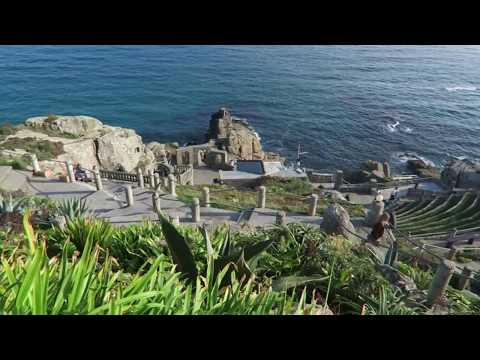 St Ives | Lands End | Minack Theatre | St Michael's Mount | Air BnB,