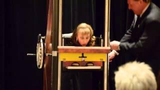 Iowa Magician - Keith West Magic & Illusion Show - Banquet Promo