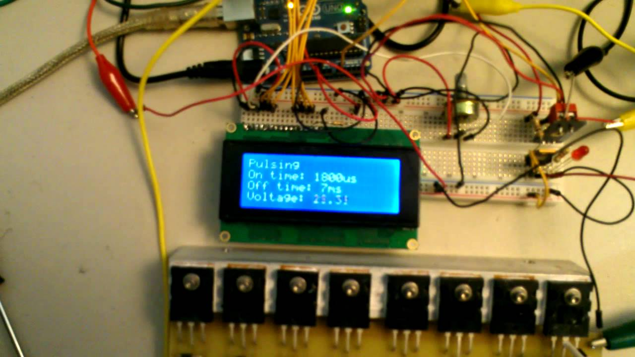 Arduino 8 Circuit Bedini Solid State Ssg With Capacitor