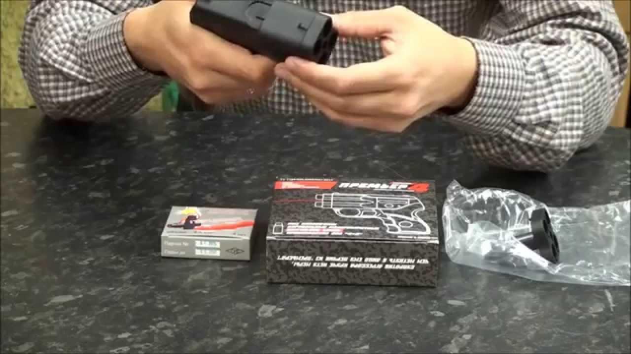 Устройство самообороны Премьер 4 с ЛЦУ: распаковка и обзор - YouTube